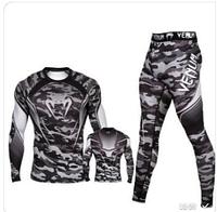 Компрессионный комплект  спортивной одежды  Tecmo