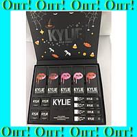 """Набор косметики Kylie """"черный""""!Лучший подарок"""