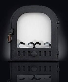 Печные дверцы DELTA Valence 390х445, фото 2