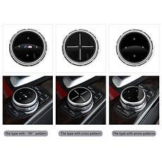 Накладка на джойстик iDrive BMW