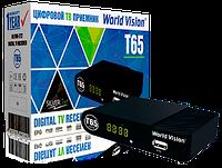 Новинка ! Т2 приставка тюнер World Vision T65
