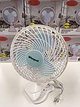 Настільний вентилятор Wimpex WX-707 (12 шт)
