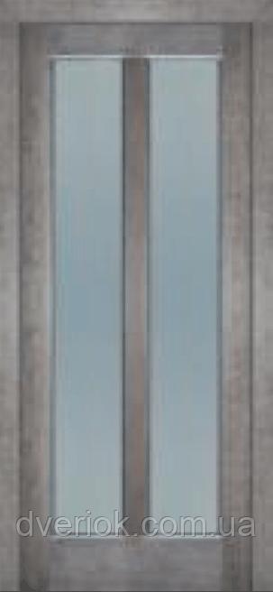 Двери межкомнатные шпонированные DELTA