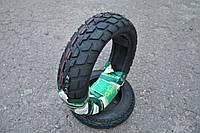 Покрышка хорошего качества для скутеров 4PR (60% каучука) 120/70-12 OCST DX-025