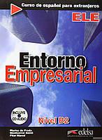 Entorno empresarial: Libro (+CD)