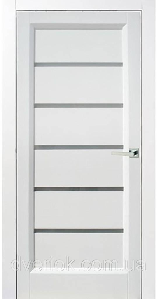 Двери межкомнатные шпонированные GORIZONTAL 1