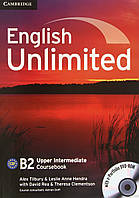 English Unlimited Upper Intermediate Coursebook