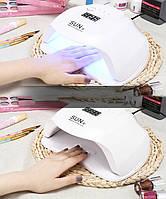 UV LED лампа SUN X 54W для сушки ногтей