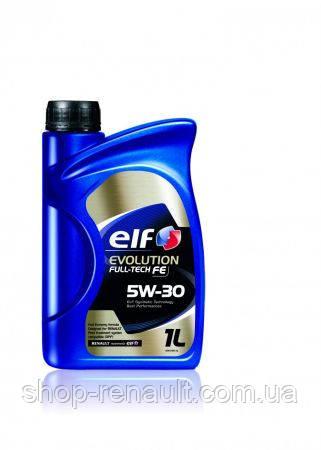 Масло моторное EVOLUTION FULLTECH FE 5W30 (ACEA C4 RENAULT RN0720) 1L