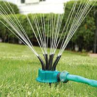 Спринклерный ороситель multifunctional Water Sprinklers распылитель для газона, полив газона