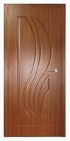 Дверь межкомнатная Модель САБРИНА (глухая), золотой дуб, фото 1