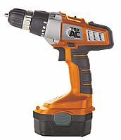 Аккумуляторный шуруповерт ТехАС 14.4В, (ТА-01-015)