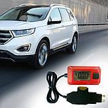 AE150 / тестер Автомобільний контролька діагностика витоку струму гальванометр, фото 2
