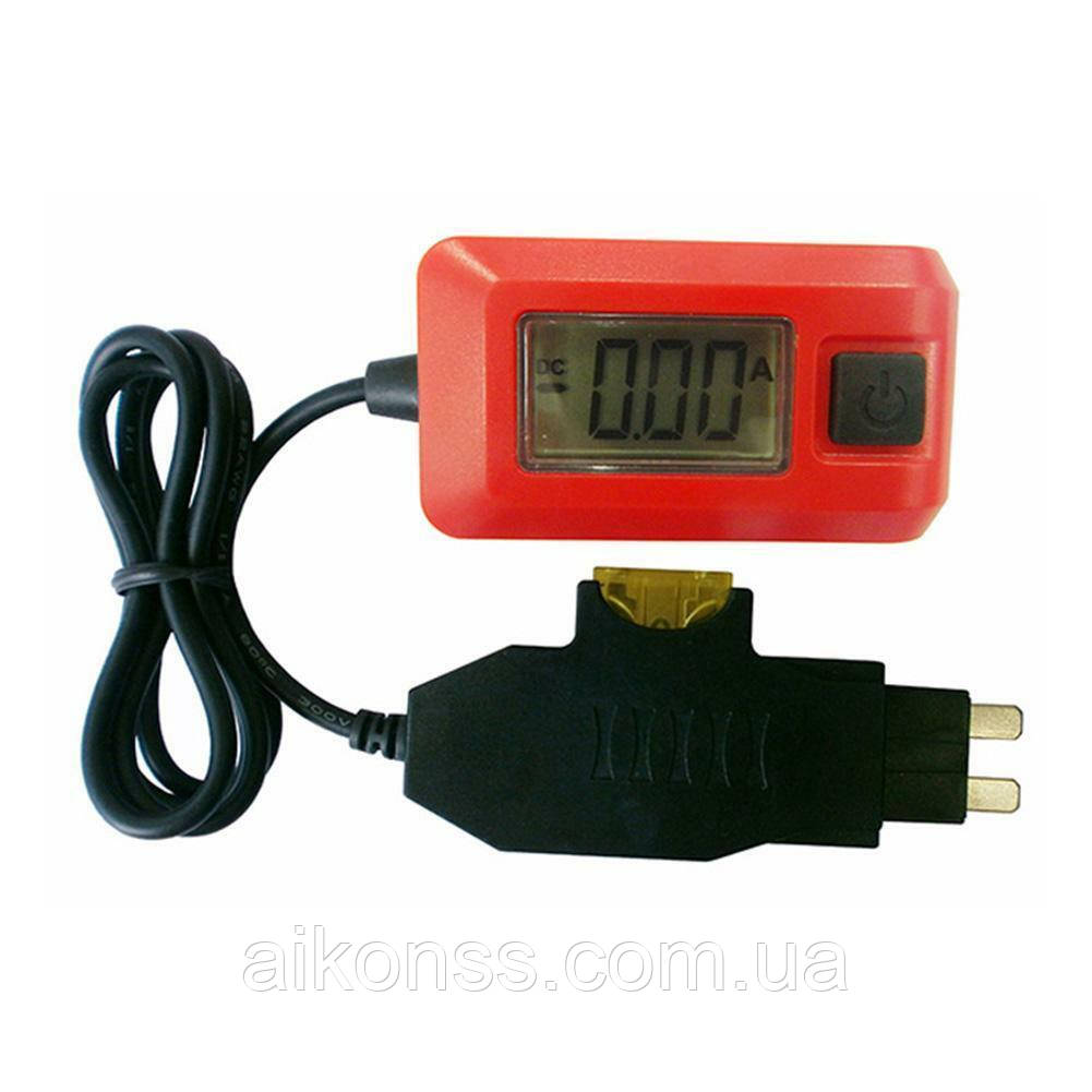AE150 / Автомобильный тестер  контролька диагностика утечки тока гальванометр