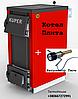 """Котел плита длительного горения """"Kuper"""" (Купер) мощностью 18 кВт  с механической автоматикой (регулятор тяги)"""