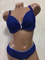 Купальник женский раздельный . Polovi.1946 синий, фото 1