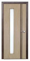 Дверь межкомнатная  Модель ВЕНА (остеклённая), цвет под заказ , фото 1