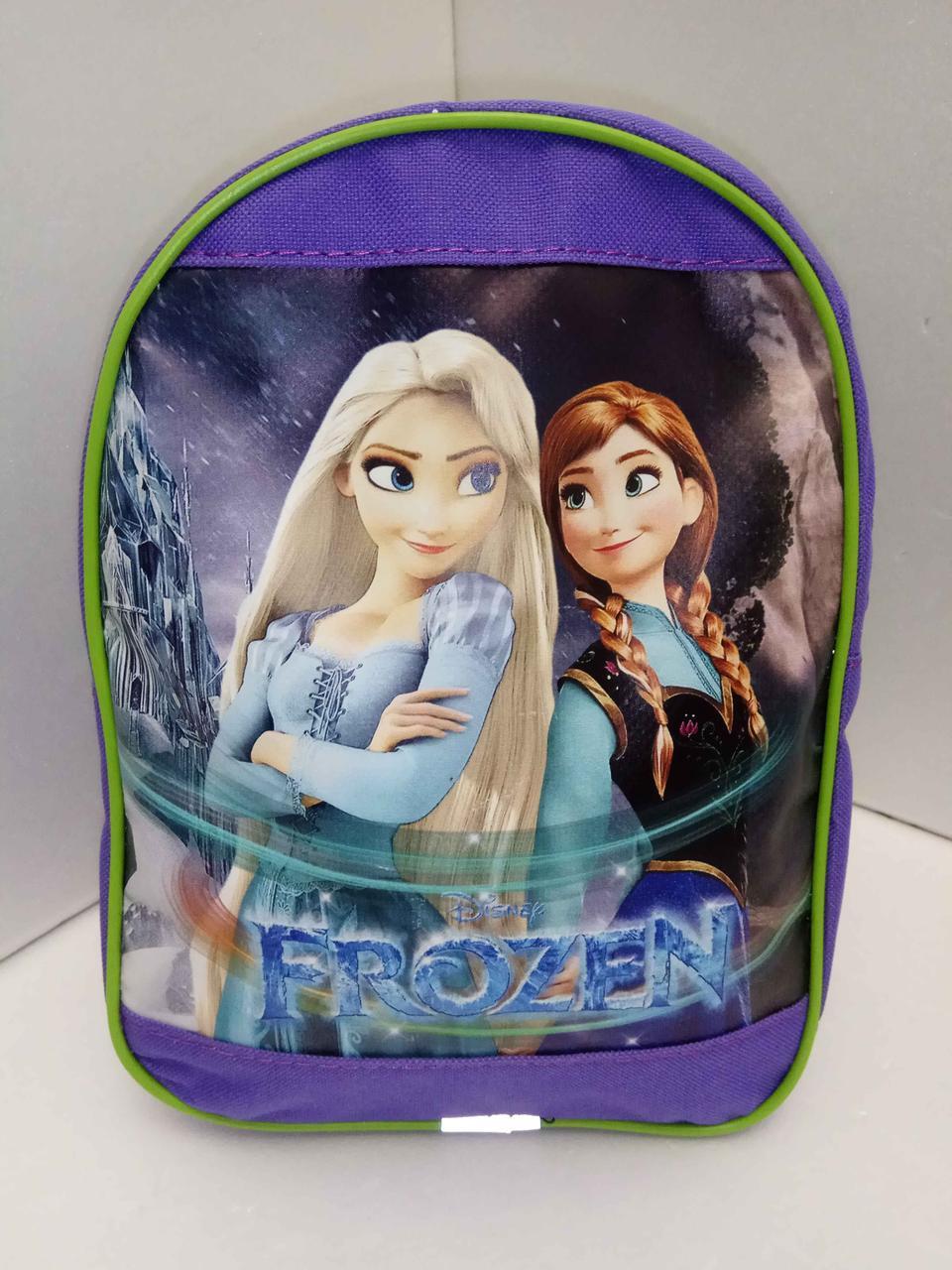 Рюкзак для девочек фрозен. Копия