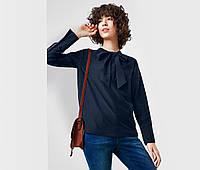 Шикарная блуза хлопок с шёлком от Tchibo Германия размер 44евро наш 50, фото 1