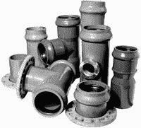 Фитинги НПВХ для напорного водопровода и напорной канализации