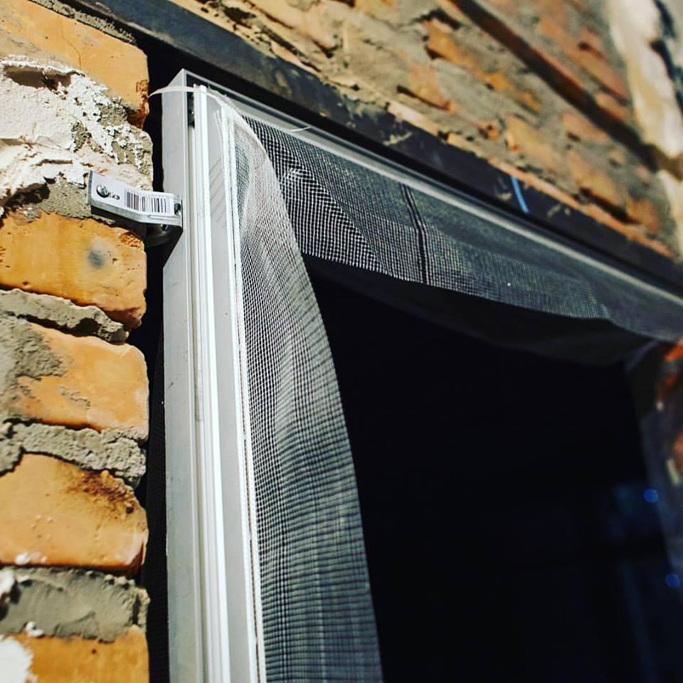 Алюминиевый короб для межкомнатных дверей | Комплект дверной коробки В2500х900
