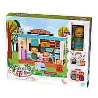 """Набор игрушечный """"Комната  с  животными """", в коробке, 3+ 60232"""