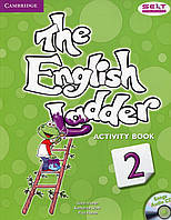 The English Ladder. Level 2 Activity Book (+ CD-ROM)