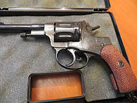 """Револьвер """"Гром"""" наган под патрон флобера (Собр), фото 1"""