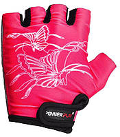 Велоперчатки PowerPlay 5477 детские  2XS Pink