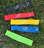 Фитнес резинки набор 5 штук | Резинки для спорта, фото 5