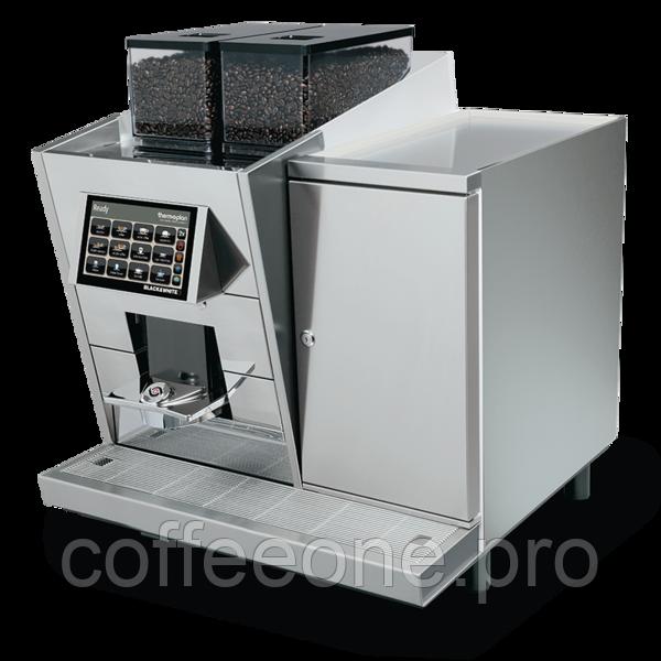Кофемашина автоматическая Thermoplan Black&White 3 CTM RF б/у