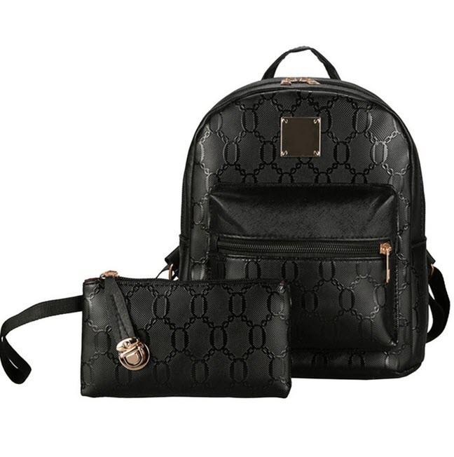 Сказочный набор 2в1 рюкзак и клатч