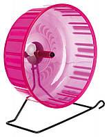 Колесо пластиковое на подставке для грызунов 16см, Trixie™, фото 1