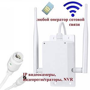 4G-ROUTER Wi-Fi с СИМ-картой любого оператора, уличный