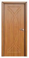 Дверь межкомнатная Модель ФАНТАЗИЯ (глухая), ольха, фото 1