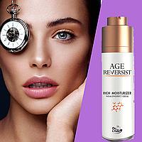 Увлажняющий крем для лица от морщин и мешков под глазами Age Reversist 30 мл. Farmasi.