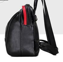 Стильный оригинальный рюкзак с значком Глаза, фото 3