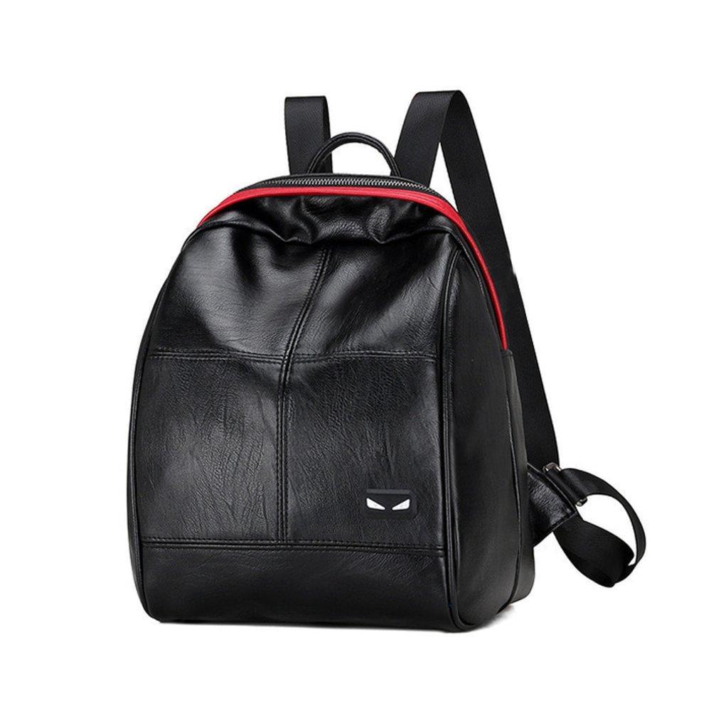 Стильный оригинальный рюкзак с значком Глаза