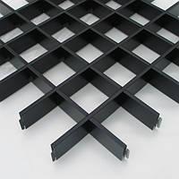 Цвета  грильято решетчатый ,черный, фото 1