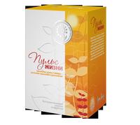 «ПУЛЬС ЖИЗНИ» Быстрорастворимый напиток на фруктозе.