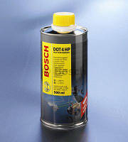 Тормозная жидкость DOT4HP BOSCH ROBERT 0,5 l