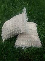 Подушки з овечої шерсті