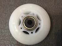 Колеса для роликов диам. 64 мм 8шт. с подшипниками