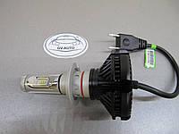 LED авто лампа X3 ZЕЅ - h7 -  1 шт., фото 1