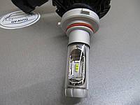 LED авто лампа X3  - hb3 (9005) -  1 шт. https://gv-auto.com.ua