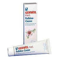 Крем для ног Gehwol med Fussdeo-creme, 125 мл
