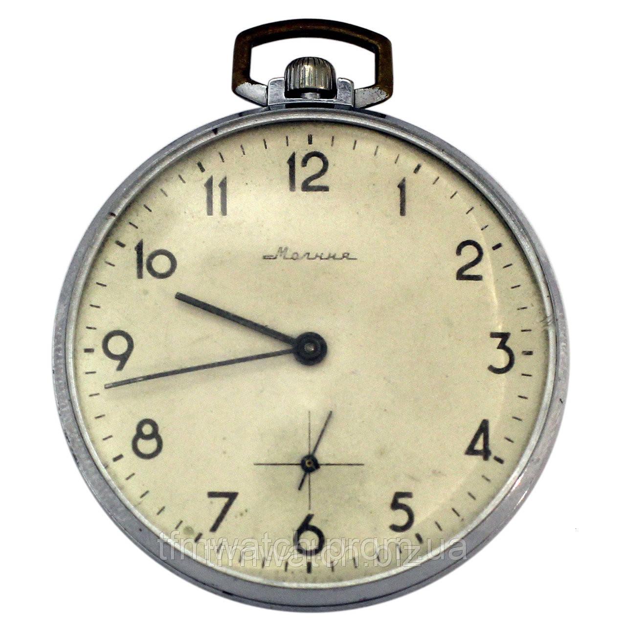7ea94e28 Советские карманные часы Молния - Магазин старинных, винтажных и  антикварных часов TFMwatch в России
