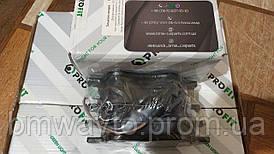 Комплект передніх гальмівних колодок, дисковий гальмо PROFIT для FIAT