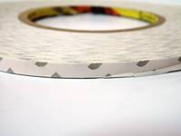 Двухсторонний скотч ширина 3 мм (полиуретановая основа)