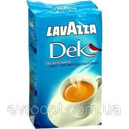 Кофе молотый Lavazza Dek , 250г